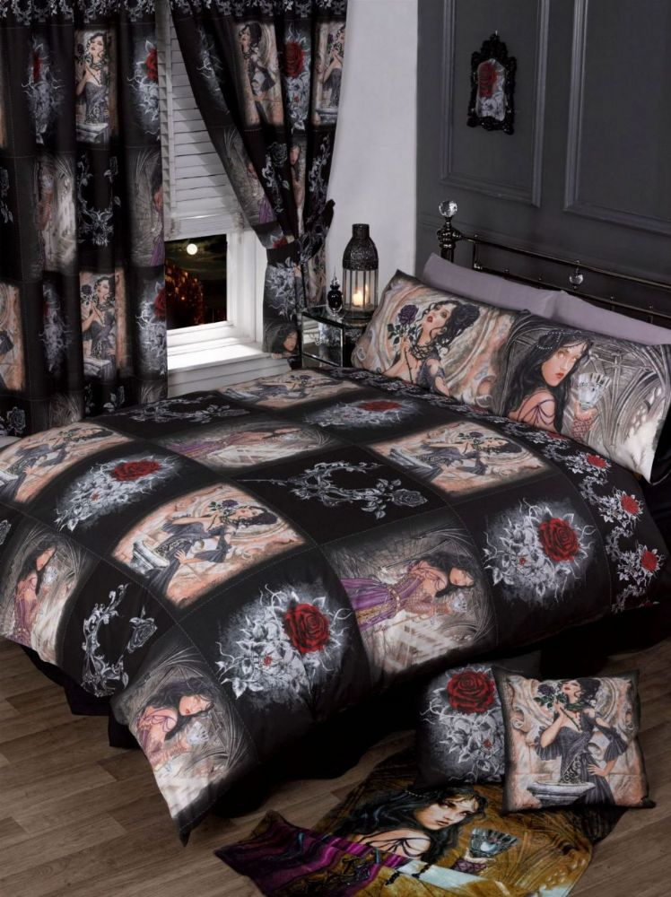 Alchemy Story Of The Rose Teenage Gothic Bedroom Bedding